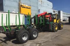 LKT traktor