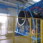 Сучасне рішення для різання пластикових труб великого діаметру.